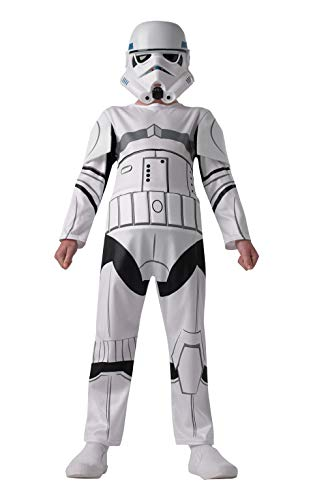 Rubie's Stormtrooper - Star Wars Rebels -Costume bambini - Medium - 116 centimetri