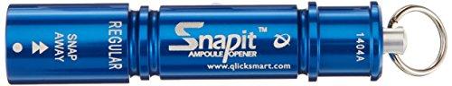 Neolab Snapit 2-0040 - Abridor de viales, color azul