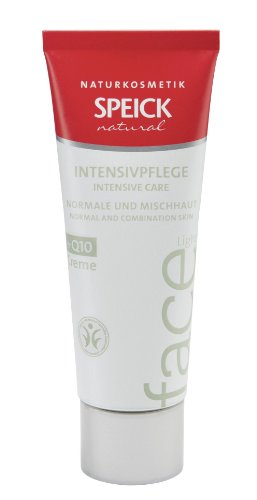 Speick Natural Face Intensivpflege Creme Light, 50 ml