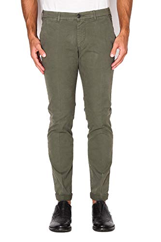 40WEFT Pantalone Chino Basic Slim Fit