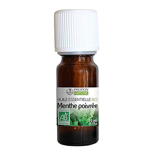 PROPOS'NATURE Huile Essentielle Menthe Poivrée Bio 10 ml