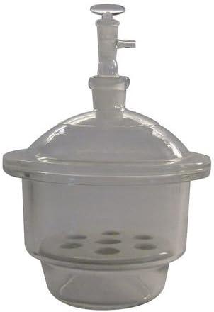 discount Vacuum Desiccator, Glass, 2021 Clear, lowest I.D. 150mm outlet online sale