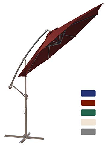 Best Offset Patio Umbrella