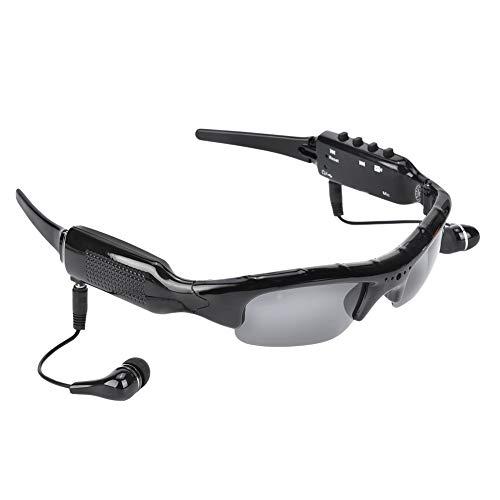 Videocámara Gafas de Deportes al aire libre Cámara HD Gafas de sol Grabadora de Vídeo Ciclismo Conducción Gafas Bluetooth