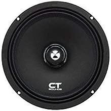CT Sounds 8 Inch Car Audio Speaker - Midrange, 4 Ohm Impedance, 150W (RMS), 300W (MAX) Power Per Speaker, 1.5'' Voice Coil, 150 Hz - 20k Hz Frequency Response, Cloth Edge Surround – Meso PA 8
