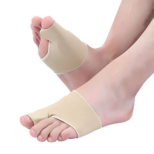 Guomao Thumb Eversion Corrector Silikon Fußabdeckung Zehenspreizer Zehenspreizer farbe