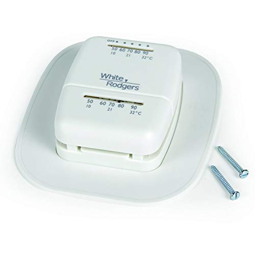 White Rodgers 1C20-101 Economy 24 Volt/Millivolt Heat Thermostat