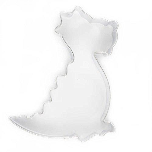 Krifka Ausstecher/Ausstechform Drache 6,5 cm aus Edelstahl