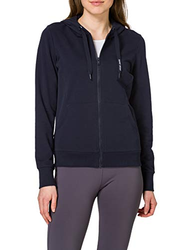 ESPRIT Sports Damen ocs Sweat Cardigan Sweatjacke, 401, M