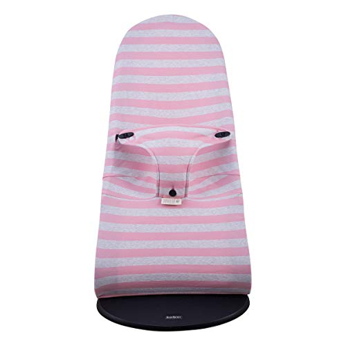 JANABEBE Funda para Hamaca Babybjorn Soft, Balance (Pink Island)