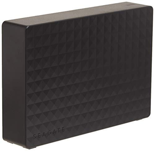 Seagate Expansion Desktop 4TB External Hard Drive HDD – USB 3.0 for PC Laptop (STEB4000100)