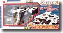 Zoids Kz-01 Liger Zero Metal Action Scale 1/72