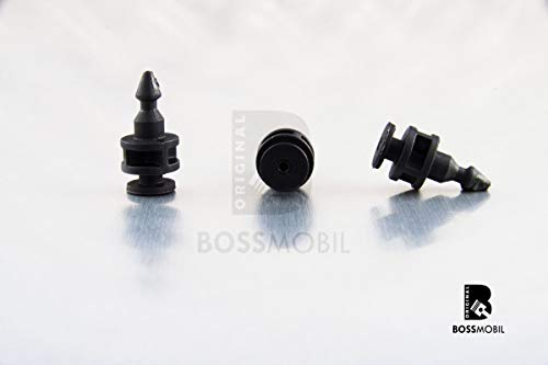 10x original Boss móvil universal Clip Soporte VW Crafter, Mercedes Sprinter # nuevo # 820816411x 12x 6mm)