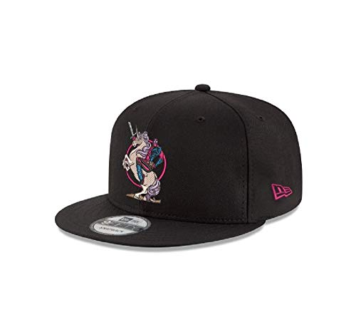 New Era Deadpool Unicorn Black Pink Snapback Cap 9fifty 950 Marvel Basecap Limited Edition