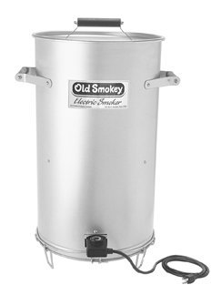 Check Out This Old Smokey Electric Smoker