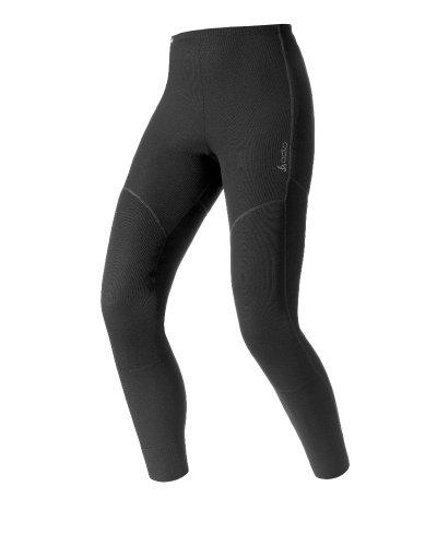 Odlo Damen Active Sports Unterhose X-Warm, Schwarz (black 15000), Gr.L