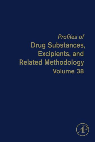 Profiles of Drug Substances, Excipients, and Related Methodology (ISSN Book 38) (English Edition)