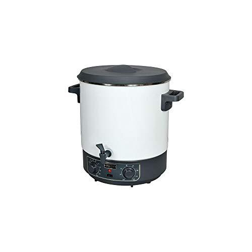 Kitchen chef - ql270qie - St'rilisateur 'lectrique avec robinet et minuteur 27l 1800w