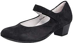 Waldläufer women's pumps black