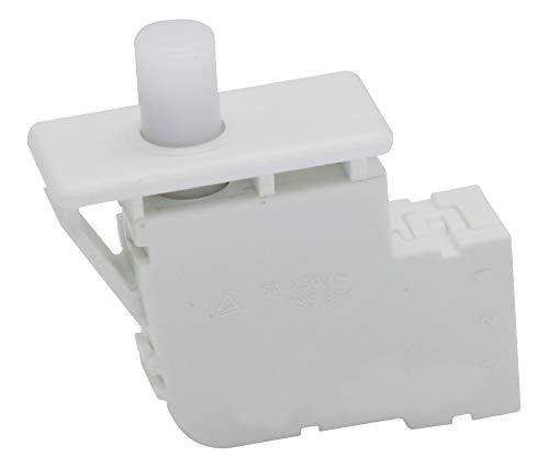 What's Up? DC64-00828B Dryer Door Switch for Samsung Dryer Compatible with DC64-00828A PS4210964 2071594 AP4578931