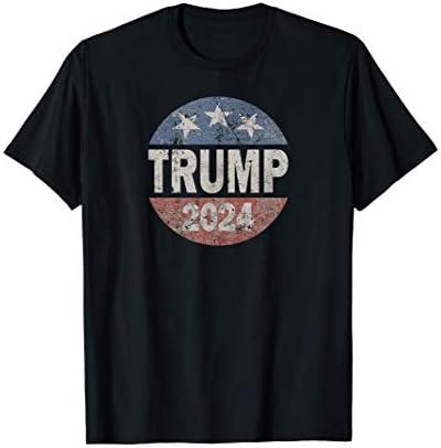Vintage Trump 2024 T Shirt product image