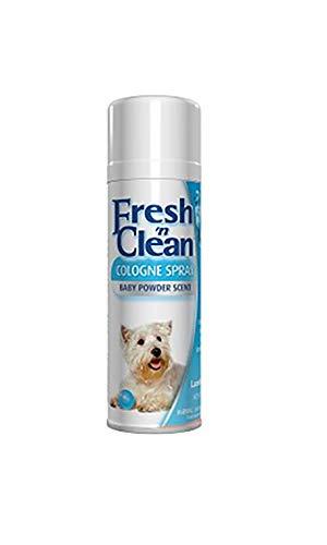 Lambert Kay Fresh 'N Clean Cologne Finishing Spray - Baby Powder Scent - Set of 2