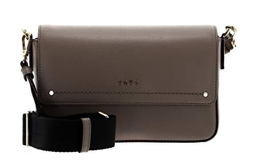 DKNY Vivian Crossbody Bag with Flap M Toffee