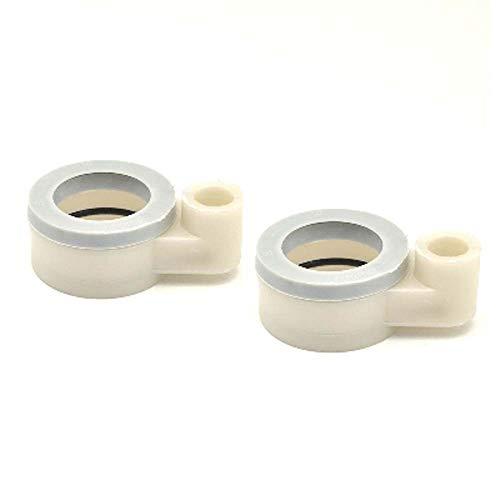 PUCCI - 2 sillas extraíbles para Doble botón con Junta