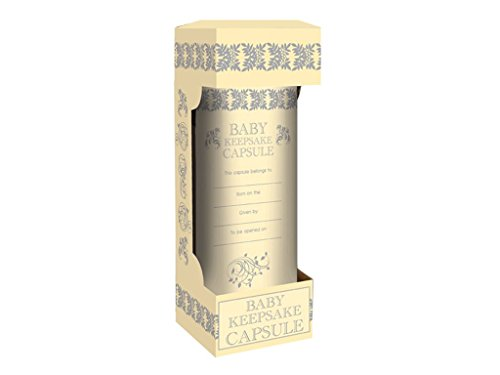 Robert Frederick TIME Capsule -Arlin Baby, Assorted, 30 x 10 x 4 cm