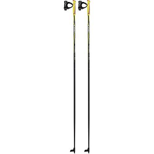 Leki CC 300 Bastones de esquí de Fondo, Unisex Adulto, Negr