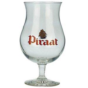 Piraat Belgisches Bier Kelch Glas