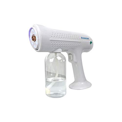 Qiutianchen Electric Blue Nano Sprayer, Gießkanne, Sprühstrecken 2.5M, für Zuhause, Schule, Auto-Sterilisation verwendet