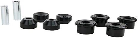 Nolathane REV130.0002 Black Shock Daily bargain sale Front Large special price Set Bushing