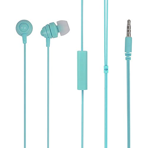 MINISO Stereo in-Ear Headphones with Microphone,...
