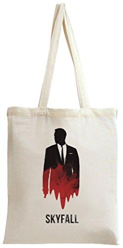 skyfall poster Tote Bag