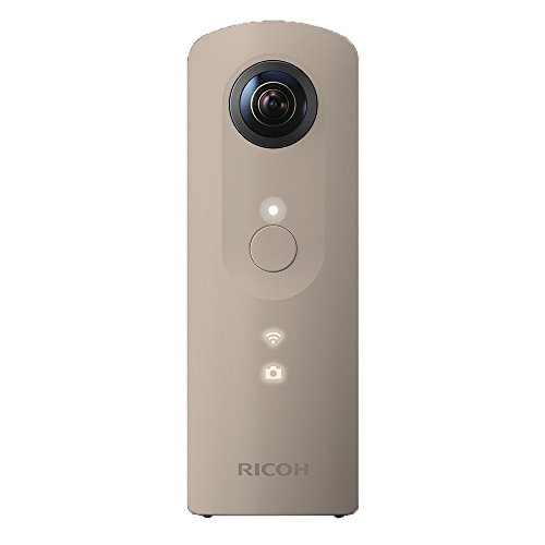 Ricoh Theta SC 360° video and still camera (Sand)