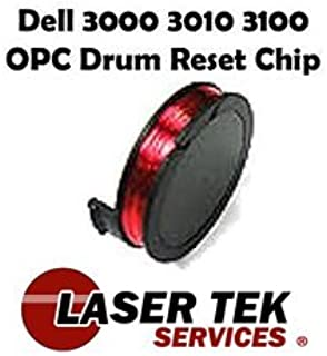 Best dell 3100cn drum reset chip Reviews