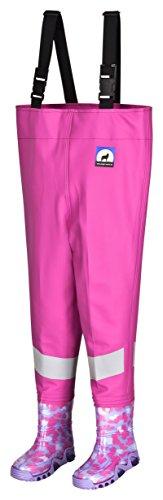 AWN Kinderwathose 34/35 (pink)