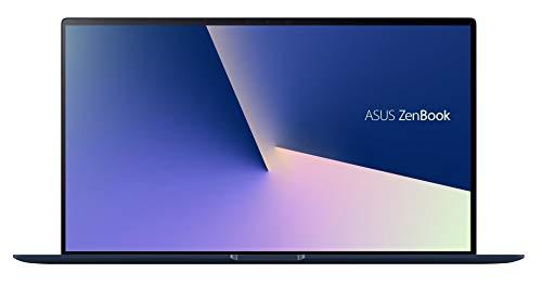 ASUS ZenBook 15 UX534FTC-A8332R Portátil Azul 39,6 cm (15.6') 1920 x 1080 Pixeles Intel Core i7 de 10ma Generación 16 GB 1000 GB SSD NVIDIA GeForce GTX 1650 MAX-Q Wi-Fi 6 (802.11ax) Windows 10