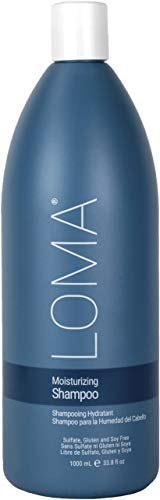 Loma Hair Care Moisturizing Shampoo, 33.8 Fl Oz
