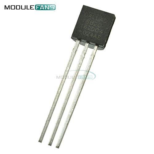 DALLAS DS18B20 18B20 18S20 TO-92 IC CHIP Thermometer Temperatur Sensor