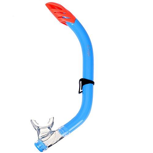 ACTOPP Halbe Dry Boccaglio Tubo per Adulti Snorkeling e...