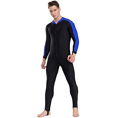 HO-TBO Heren Wetsuit, Heren Badpak, Zonwerende Kleding, Jellyfish Kleding, Wetsuit, Duikpak, Snorkeling Suit, Duikuitrusting Ideaal voor beginners en sporters