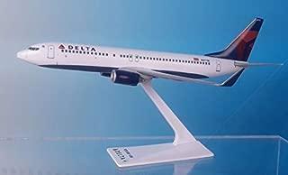 Flight Miniatures Delta Airlines Boeing 737-800 1:200 Scale REG#N3773D Display Model