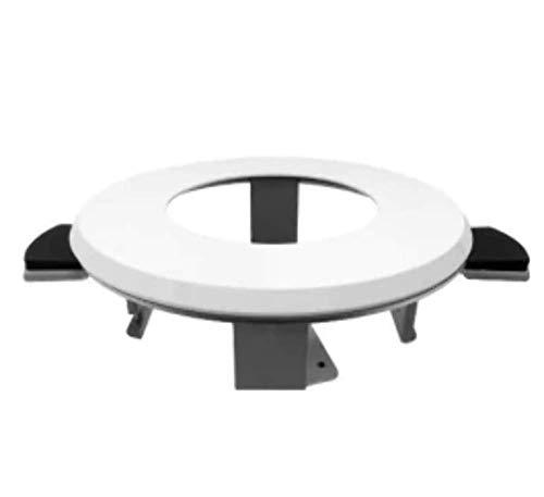 Ernitec 0070–10017Monte Überwachungskamera-Halterung und Gehäuse (Montage, Universal, 18,9cm–Zubehör für Kamera, 58mm, 800g)
