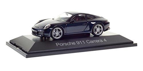 Herpa 071093 - Maqueta de Porsche 911 Carrera 4 Coup