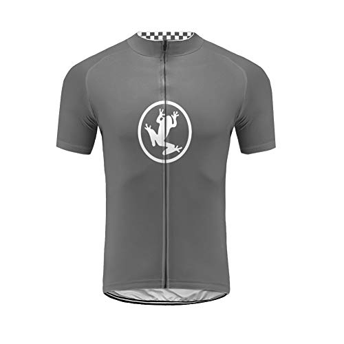 Uglyfrog T-Shirt Fahrrad Trikots Geschenke für Herren Radfahrer Mountain Bike MTB BMX Biker Rennrad Tour Outdoor Freeride Trail Cross