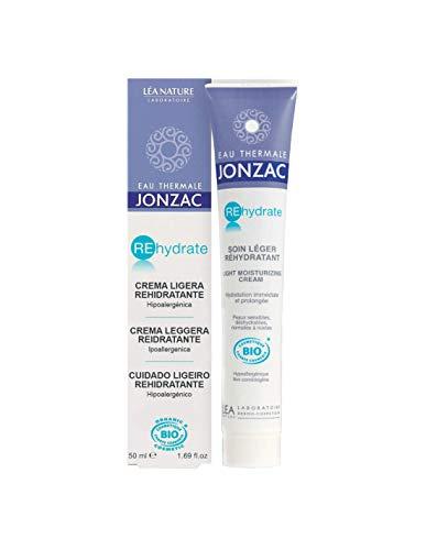 Jonzac Eco-Bio Crème textuur licht normale huid en unisex 50 ml Bio 50 ml