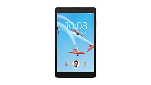 Lenovo Tab E8 Tablet (8-inch, 2GB, 16GB, Wi-Fi Only), Slate Black