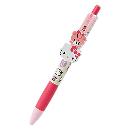 Sanrio Hello Kitty - Bolígrafo con diseño de mascota (mini rostro)